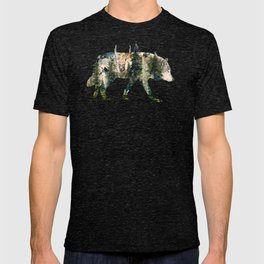 Wolf is the Pride of Nature T-shirt