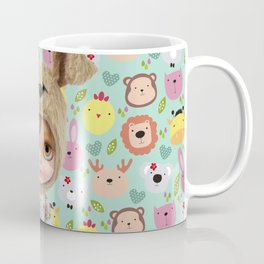 ERREGIRO BLYTHE DOLL CHIO ANIMALS  Coffee Mug