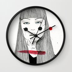 Lover in Me Wall Clock
