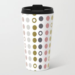 Mod Dots Travel Mug