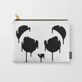 Melting Panda Carry-All Pouch