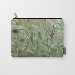 Do you smell the lavender? Carry-All Pouch