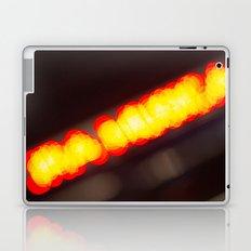 Orange Lights Laptop & iPad Skin