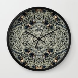 Fiddlers Crabs Ashore Wall Clock