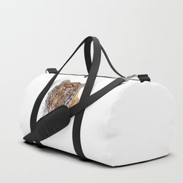 Immature Tiger Duffle Bag