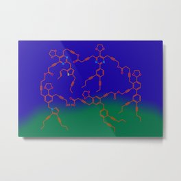 """""""The Dance"""" after H. Matisse Metal Print"""