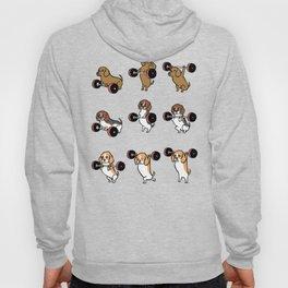Olympic Lifting Beagles Hoody