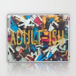 Adult-ish playtime Laptop & iPad Skin