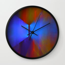 That Blue Wall Clock