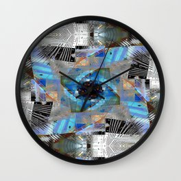 Saloon Wall Clock