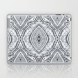 Black & White Diamond Laptop & iPad Skin