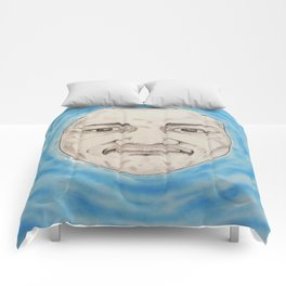 Out of Water Comforters