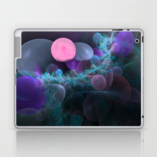 Fractal Bubbles Laptop & iPad Skin
