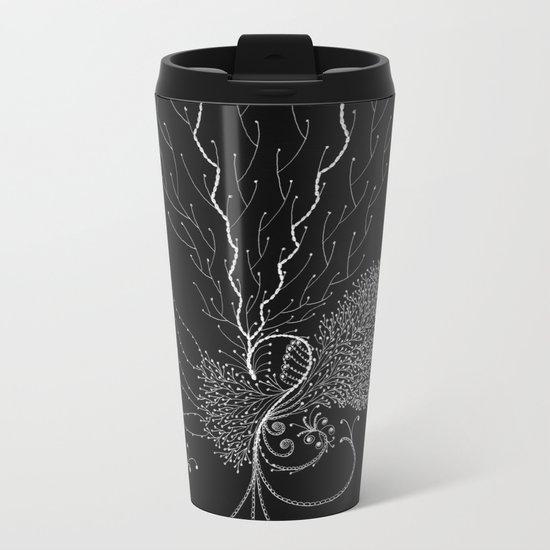 Enchanted Metal Travel Mug