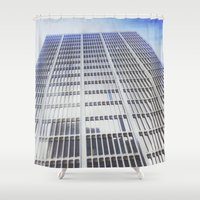 architecture Shower Curtains featuring Architecture by Colours of Life Photography