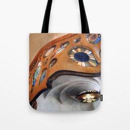 Gaudi Series - Casa Batllo No. 1 Tote Bag