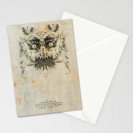 Skulloid I Stationery Cards