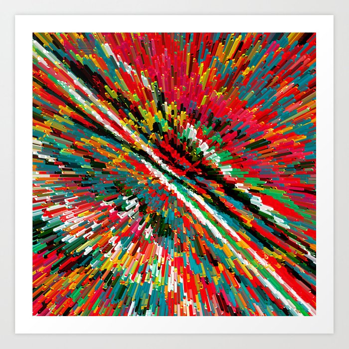 TOKORO-TEN Art Print