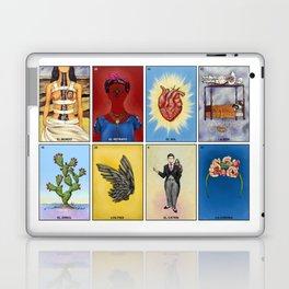 La Lotería de Frida Laptop & iPad Skin