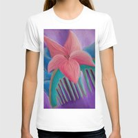 mulan T-shirts featuring Mulan Flower by Jgarciat