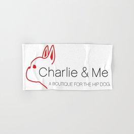 CHARLIE & ME Hand & Bath Towel