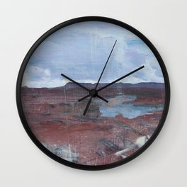 Glen Canyon Wall Clock