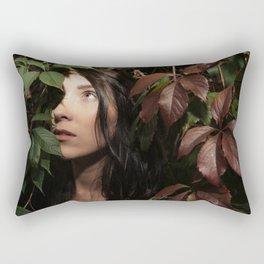 Lie In Wait Rectangular Pillow