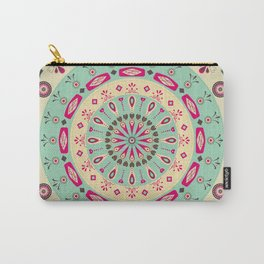AFE Flower Mandala Carry-All Pouch