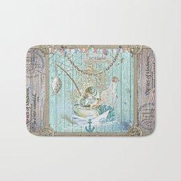 Fisher Bath Mat