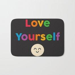 Love Yourself Bath Mat