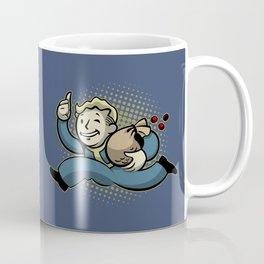 A Post Nuclear Board Game Coffee Mug