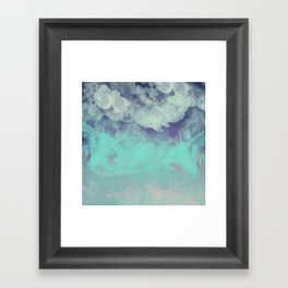 Pure Imagination I Framed Art Print