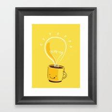 mmmIdeas! Framed Art Print