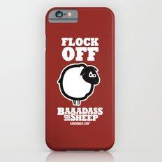 Baaadass the Sheep: Flock Off Slim Case iPhone 6s