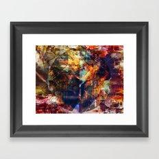 F17 Framed Art Print