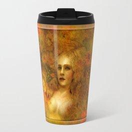 """Ofelita de Oro"" (From ""Death, Life, Hope"") Travel Mug"
