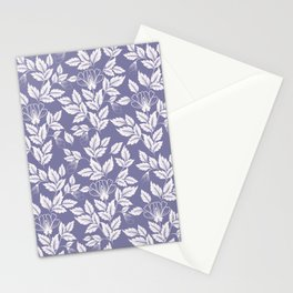 Leaves Pattern 4 Stationery Cards