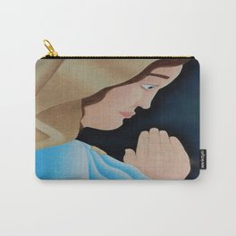 Mary of Nazareth Carry-All Pouch