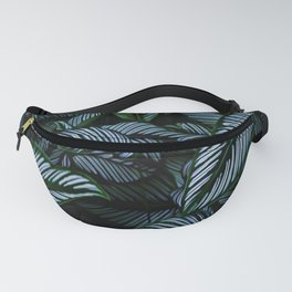 Night Tropic 5 Fanny Pack