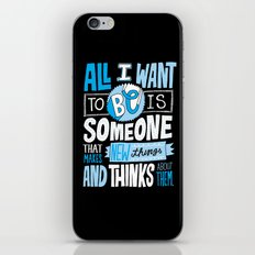 Making and Thinking iPhone Skin