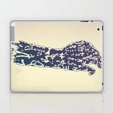 Bonebreathing III Laptop & iPad Skin