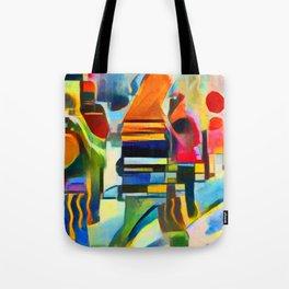 City Life I Tote Bag