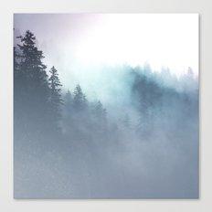 Faded Echos Canvas Print