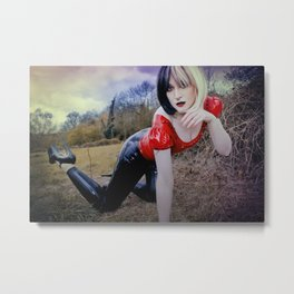 Collette I Metal Print