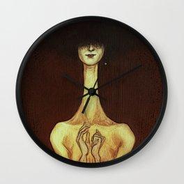 La Femme Fatale Wall Clock