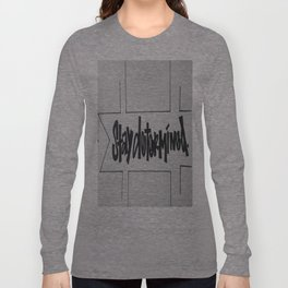 Subjective Note Long Sleeve T-shirt