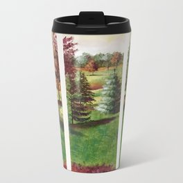 Window Metal Travel Mug
