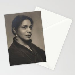 Nella Larsen - Black Culture - Black History Stationery Cards