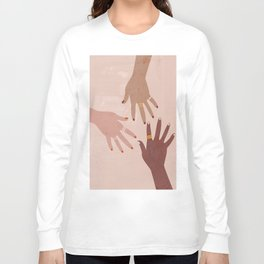 Love Is A Superpower Long Sleeve T-shirt