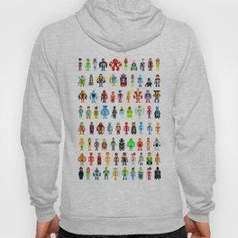 Pixel Heroes Hoody